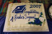 5267 Rosalie Graduation 2007