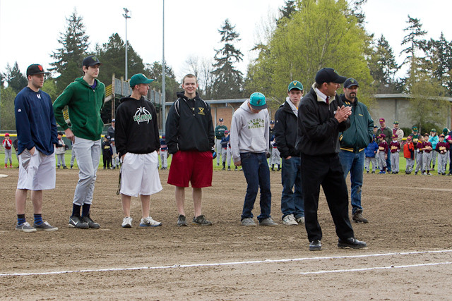 0491 Jim Martin Memorial Field dedication 043011