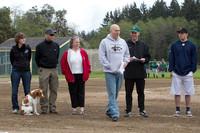 0524 Jim Martin Memorial Field dedication 043011