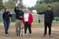 0526 Jim Martin Memorial Field dedication 043011