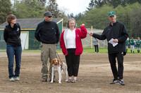 0527 Jim Martin Memorial Field dedication 043011